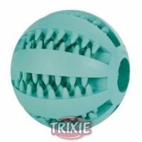 DentaFun, pelota mentolada, cacuho natural, 5 cm
