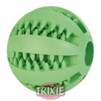 DentaFun pelota béisbol, menta, caucho, ø 7 cm