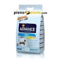 Advance Dog MINI LIGHT CHICKEN & RICE 3kg