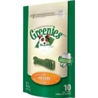 GREENIES Bolsa 170 gr. PETITE 10 Unid.