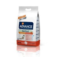 Affinity Advance STERILIZED Gato Cebada y Salmón 3kg