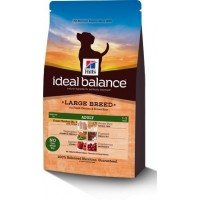 Hill's Ideal Balance Adult Razas Grandes 12kg con Pollo y Arroz Integral