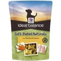 Hill's Ideal Balance Premios Soft Baked con Pollo y Zanahoria 227g