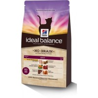 Hill's Ideal Balance Adult No Grain 2kg con Pollo y Arroz Integral