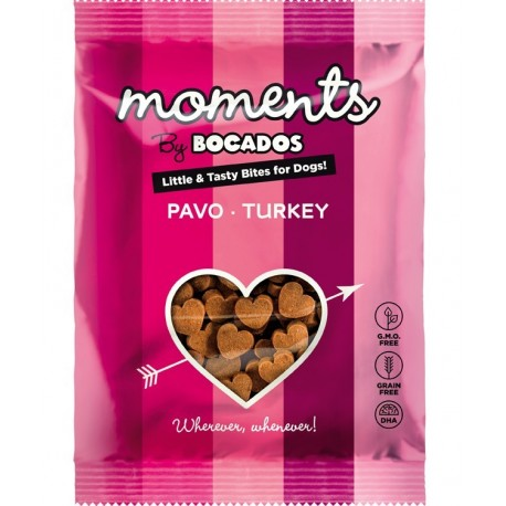 Moments by BOCADOS Pavo 60 g