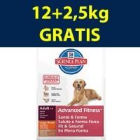 Hills Dog Adult Razas Grandes Cordero y Arroz 12kg