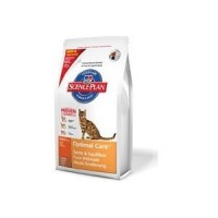 Hills Feline Adult Optimal Care Cordero seco