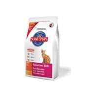 Hills Feline Adult Sensitive Skin seco 5 kg