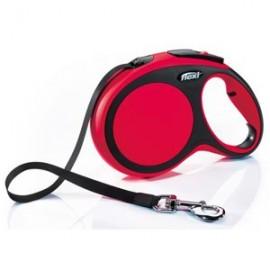 Flexi Comfort Cinta Rojo L 5m