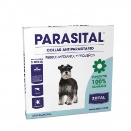 Collar antiparasitario Perro Pequeño Parasital
