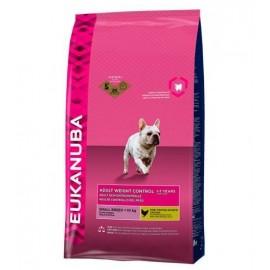 Eukanuba Dog Adult Light Razas Pequeñas y Medianas 12kg