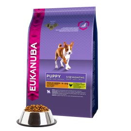 Eukanuba Dog Puppy & Junior Razas Medianas 12kg