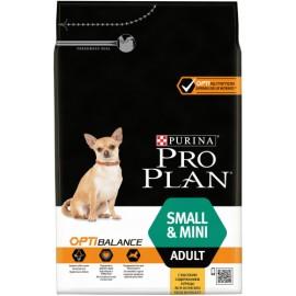 PRO PLAN Cachorro Razas Pequeñas (Pollo y Arroz) 3kg