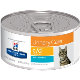 HILL´S Prescription Diet Canine c/d 370gr 12 latas