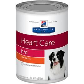 HILL´S Prescription Diet Canine h/d 370gr 12 latas