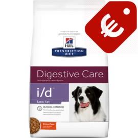 HILL´S Prescription Diet Canine i/d Low Fat 12kg