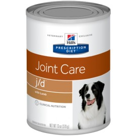 HILL´S Prescription Diet Canine j/d 370gr 12 latas