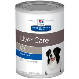HILL´S Prescription Diet Canine l/d 370gr 12 latas