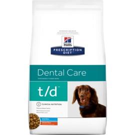HILL´S Prescription Diet Canine t/d Mini 3  kg