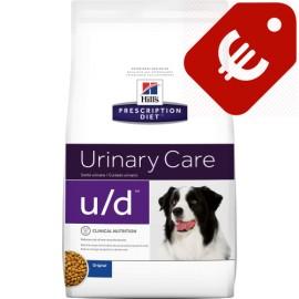 HILL´S Prescription Diet Canine u/d 12kg