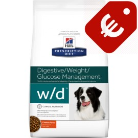 HILL´S Prescription Diet Canine w/d 12kg