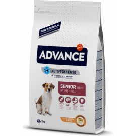 Advance Dog MINI SENIOR CHICKEN & RICE 3kg