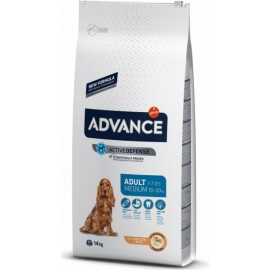 Advance Dog MEDIUM ADULT CHICKEN & RICE 14kg