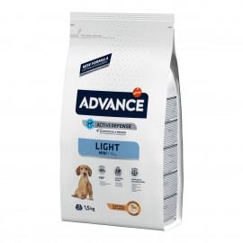 Advance Dog MINI LIGHT CHICKEN & RICE 3kg