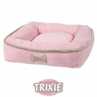 Cama Barby, 50x50cm, rosa
