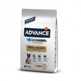 Advance Dog Razas French Bulldog 9kg