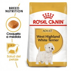 Royal Canin Razas WEST HIGHLAND WHITE TERRIER 3kg