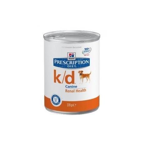 HILL´S Prescription Diet Canine k/d 370gr 12 latas