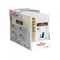 Royal Canin Gato Vet Gastro Intestinal Moderate Calorie MC GIM35 100gr 12 sobres