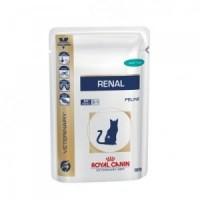 Royal Canin Gato Vet Renal RF23 con atún 100gr 12 sobres